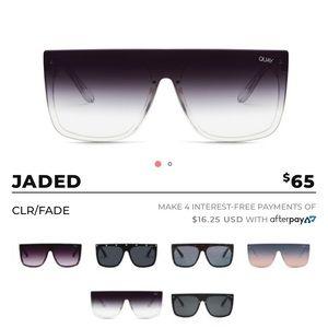 What Australia Jaded Sunglasses